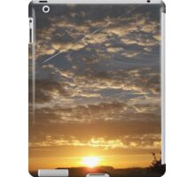 Super SunSet iPad Case/Skin