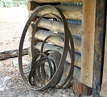 Wheel Hoops by Traveler Wendell