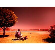 Australiana: Sun Drenched Photographic Print
