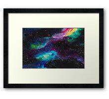 space (2) Framed Print