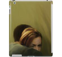 you saved me iPad Case/Skin
