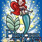 Princess Time - Ariel by Penelope Barbalios