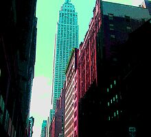 Empire State Building by Joanna Lim