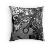Lunchtime Classics Throw Pillow