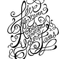 Live For Your Hopes by Jason Castillo