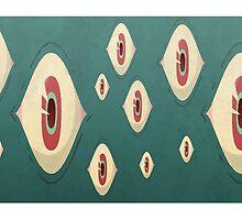 Monster Eyes by Micah Anderson