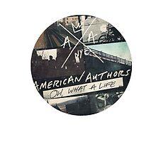 american authors by Rowan Keenan