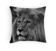 just sittin' chillin' Throw Pillow