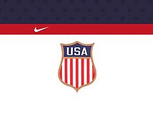 US National Hockey Team Jersey by seeaykay