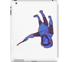 Artistronaut - Alternate Version iPad Case/Skin