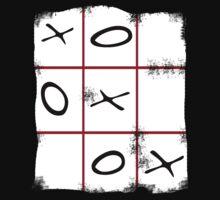 Naughts and Crosses by Rebs O