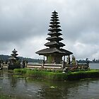 Ulun Danu Temple by IslandImages