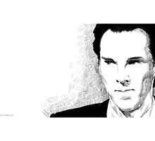 Benedict Cumberbatch by Kialna