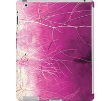 Psychmaster Magenta Brush iPad Case/Skin