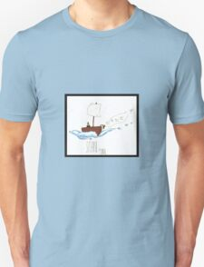 Steam Punk Unisex T-Shirt