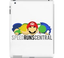 SpeedRunsCentral Official! iPad Case/Skin