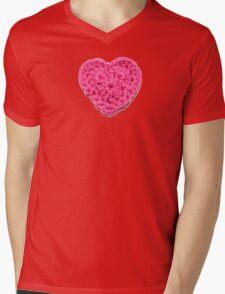 Yarn Love Mens V-Neck T-Shirt