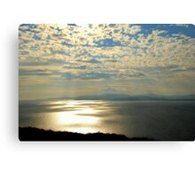Rays Over Bantry Bay Canvas Print