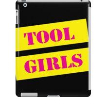 TOOL Girls  iPad Case/Skin