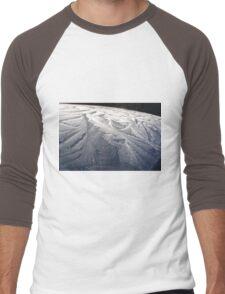 Jack Frost, Designer Men's Baseball ¾ T-Shirt
