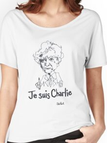 Je suis Charlie - Mark Twain Women's Relaxed Fit T-Shirt