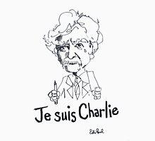 Je suis Charlie - Mark Twain Unisex T-Shirt