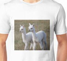Alpaca Twin Unisex T-Shirt