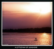 Little Ray Of Sunshine by chucky1988