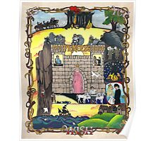 The Princess Bride - illumination Poster