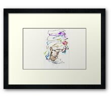 Paddington Bear Framed Print
