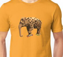 Eletah - The Elephant Who Wanted to be a Cheetah. Unisex T-Shirt