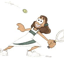 Tennis Ace by Jones1993