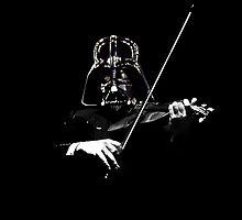 Darth Vader Violin by vivalarevolucio