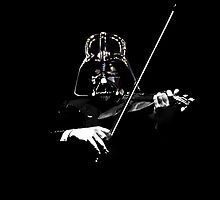 Darth Vader Violin by vivalarevolucio