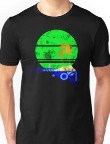 Vintage Beach Unisex T-Shirt