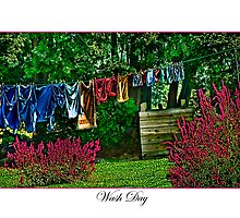 Wash Day by bclearphot