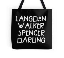 Langdon Walker Spencer Darling  Tote Bag