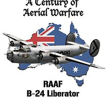 RAAF B-24 Liberator A Century of Aerial Warfare by Mil Merchant