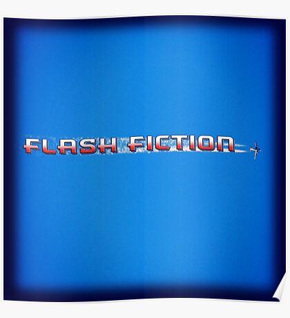 Flash Fiction Poster
