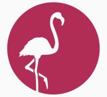 Flamingo moon One Piece - Long Sleeve