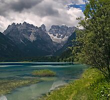 Lago di Landro by Krys Bailey