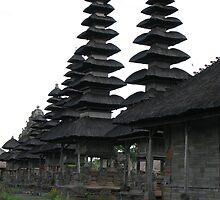 Taman Ayan Temple by IslandImages