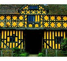 Gatehouse Photographic Print