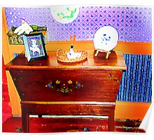 Dough Table Poster