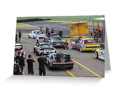 EPIC WTAC PHOTO Greeting Card