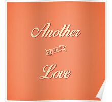 Another [first] Love Poster