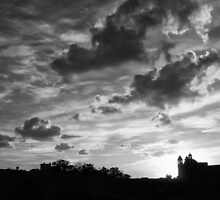 Drama In The Sky II by Xandru