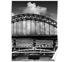Bridges Over the Tyne Poster