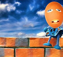 Humpty Dumpty by Pete Klimek