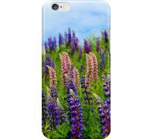 Wild Lupins IV iPhone Case/Skin